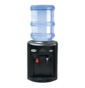 crystal mountain water cooler manual